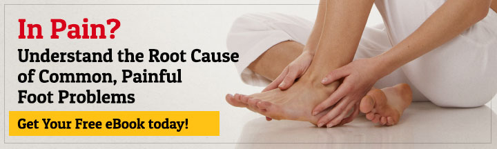 Understand the root cause of common painful foot problems