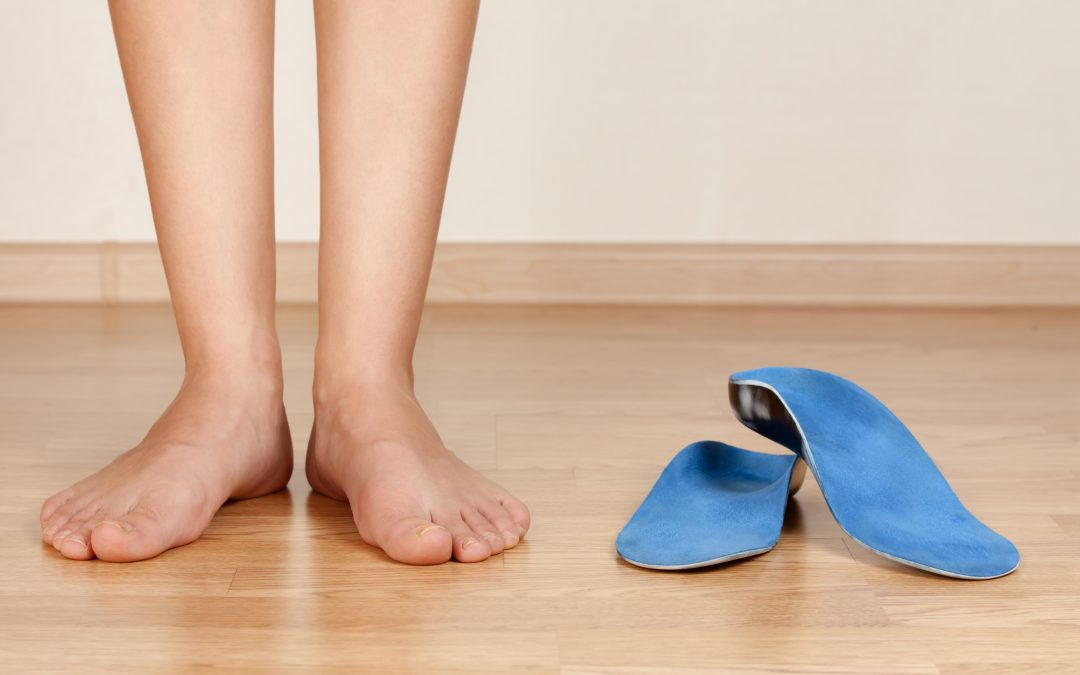 how to fix misaligned feet