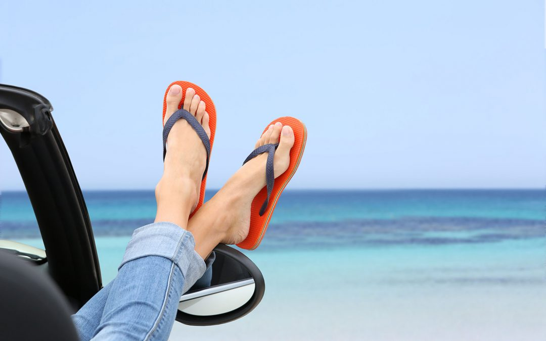 Easy Fixes for Foot Problems to Get You Sandal Ready